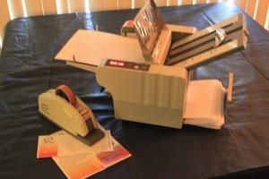 PF50 - Paper Folding Machine